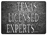 TEXAS LICENSED EXPERTS